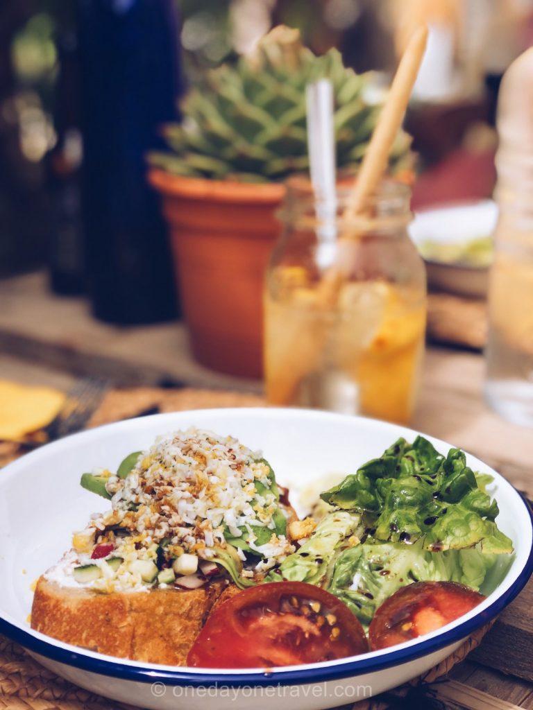 Le Yuka Salade Restaurant - Cargèse