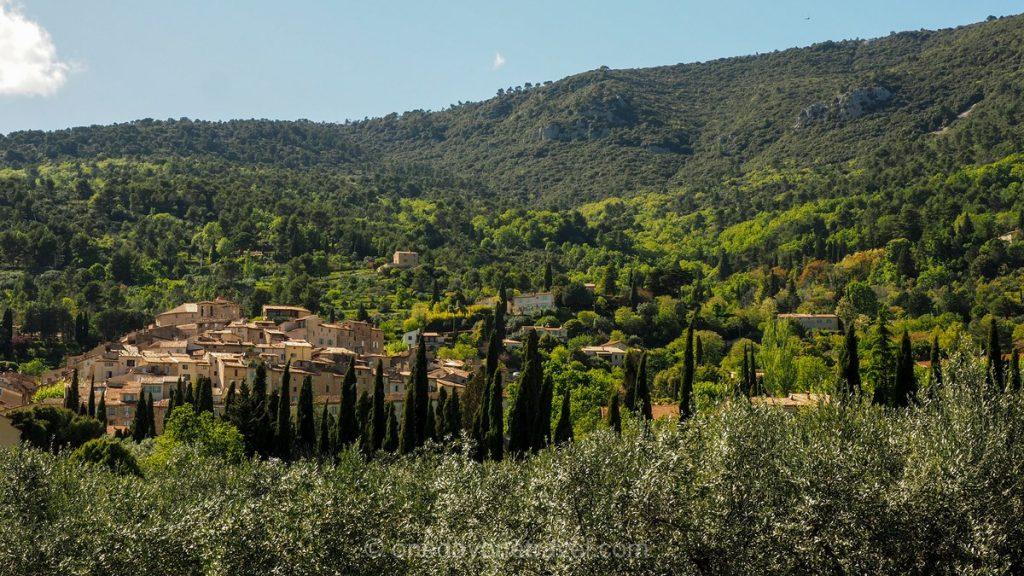 Seillans - Visites des villages du Pays de Fayence - Estérel Côte d'Azur