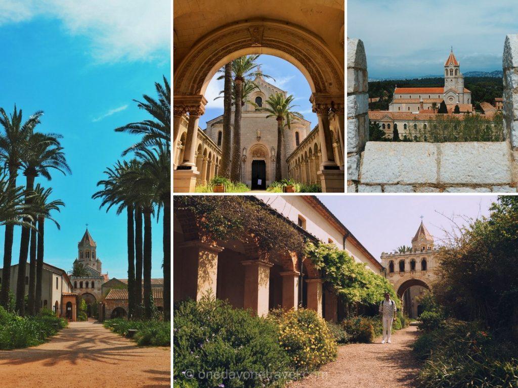 Road trip dans le sud de la France Ile Saint Honorat  Abbaye Lérins