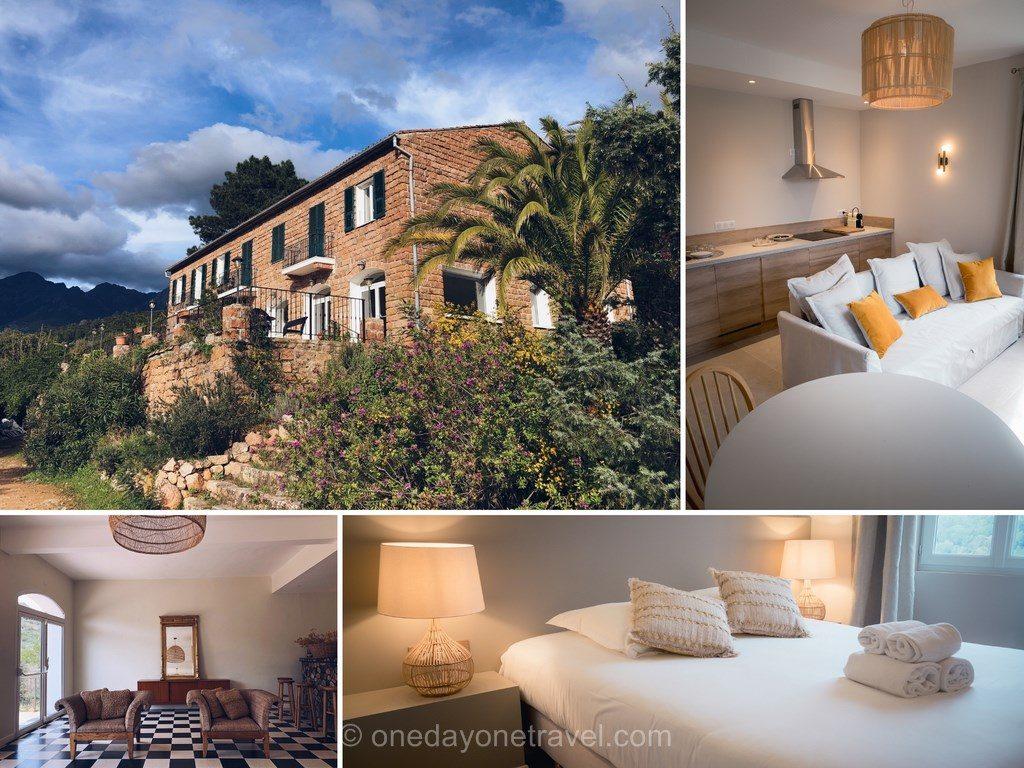 Aiglon Hôtel Appartement de localion près de Porto en Corse