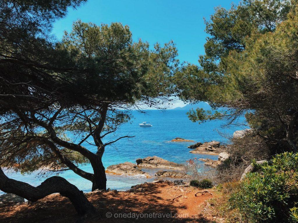 Road trip dans la sud de la France îles des Lérins