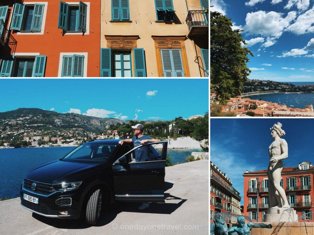 Road trip dans le sud de la France avec Sixt
