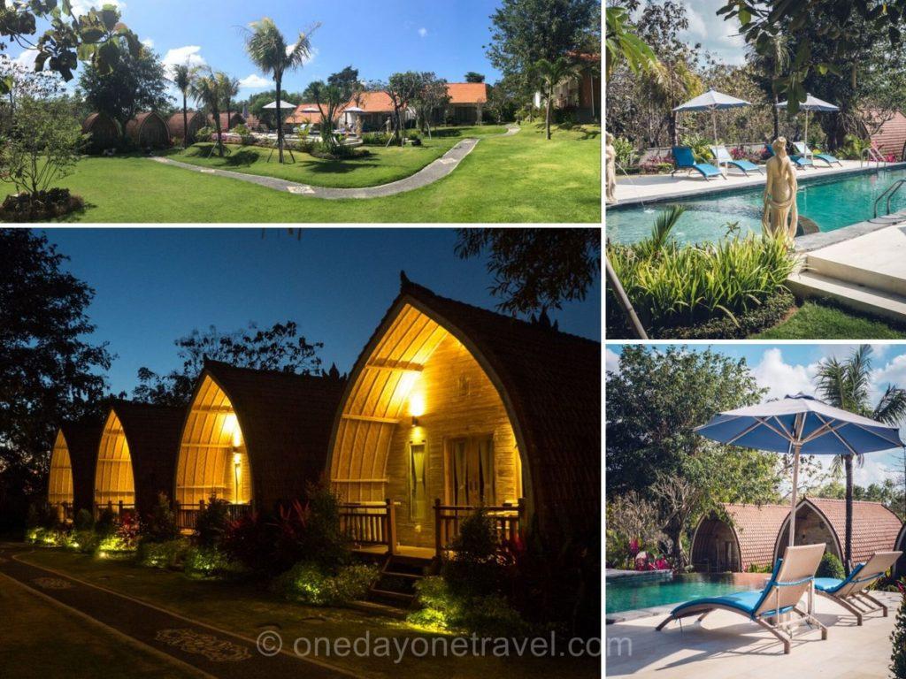 Bukal Sari villas à Uluwatu - Où dormir à Bali