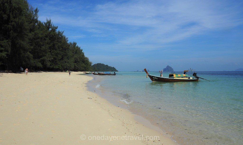 Paradise beach - Koh Kradan Thaïlande