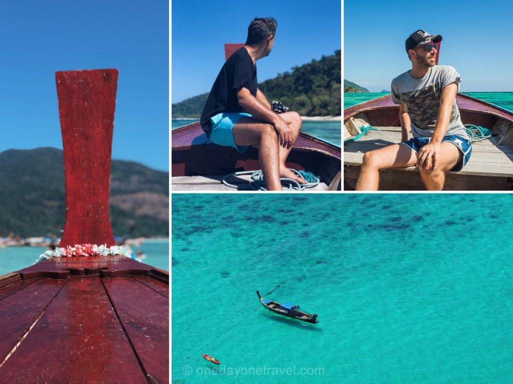 Island Hopping Koh Lipe Thaîlande Franck Richard blog voyage