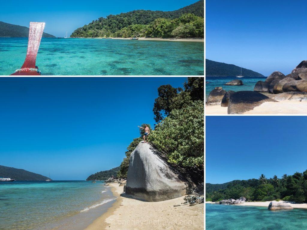 Koh Lipe Koh Adang Island Hopping