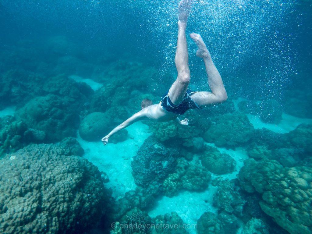 Snorkeling à Koh Lipe en Thaïlande