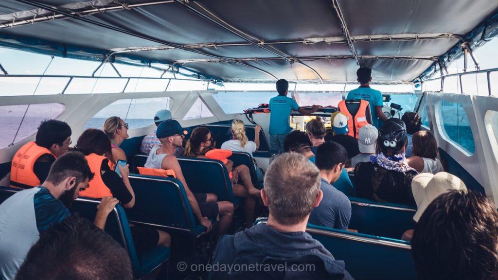 Koh Lipe Fast Boat Thailande blog voyage OneDayOneTravel