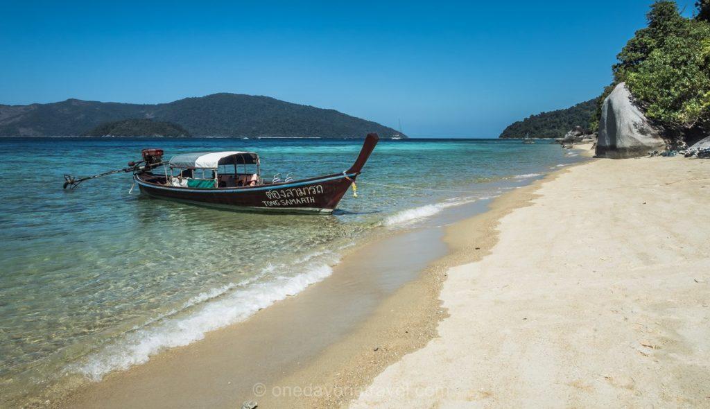 Island Hopping à Koh Lipe en Thaïlande