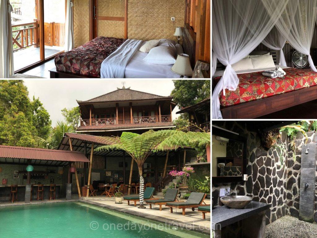 Hôtel Dua Bintang Munduk - Où dormir à Bali