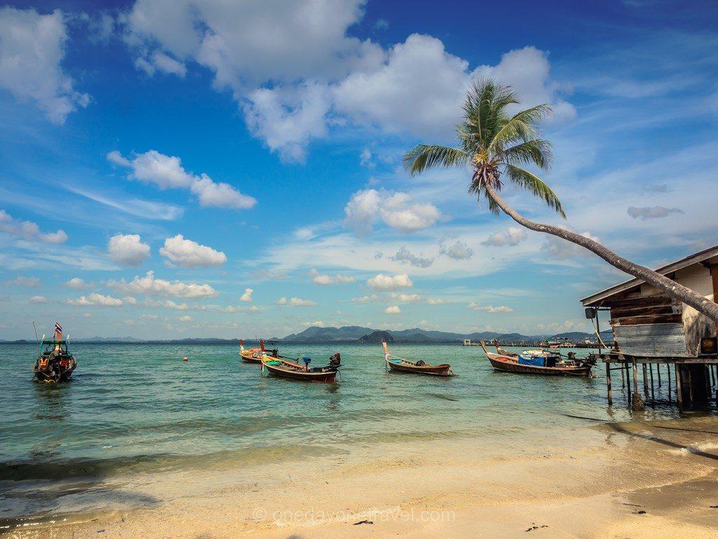 Île de rêve de Koh Mook en Thaïlande entre plage et authenticité