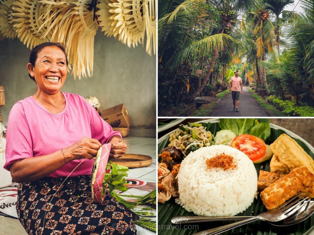 Vivre des expériences authentiques à Ubud Bali