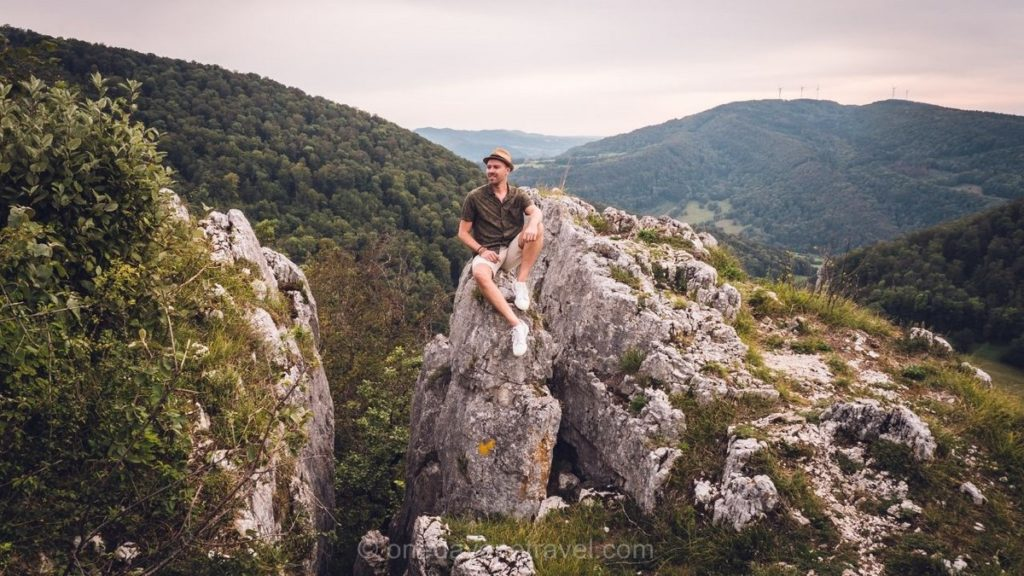 Site des Roches en Pays de Montbéliard