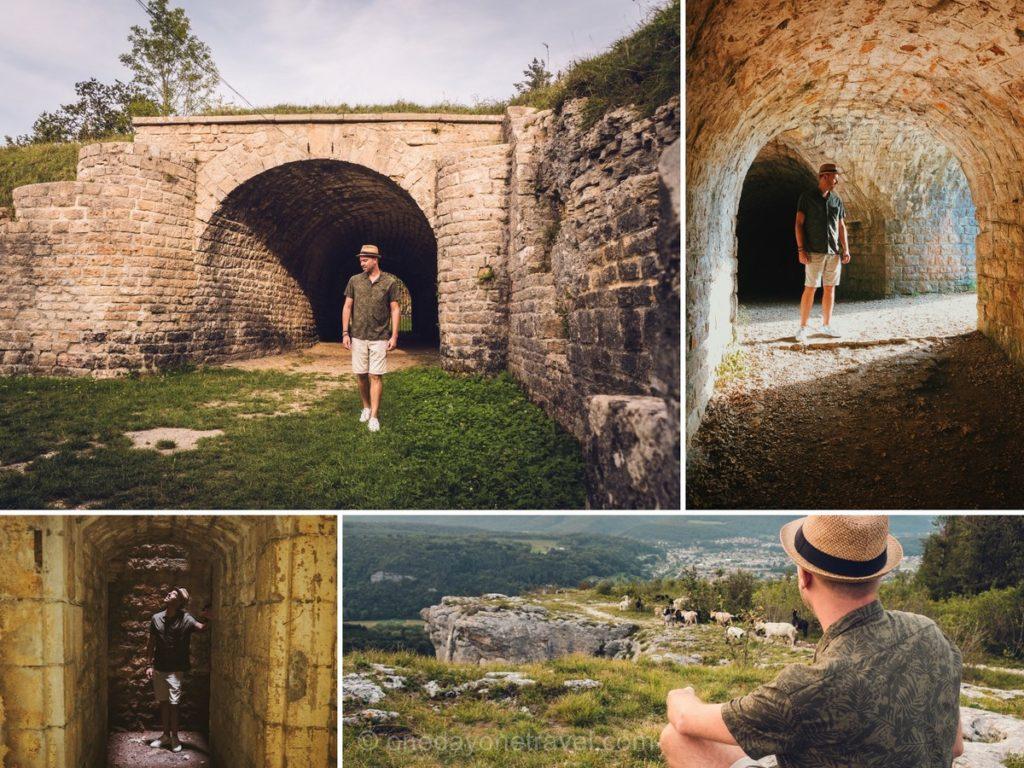 Visiter le Site des Roches en Pays de Montbéliard