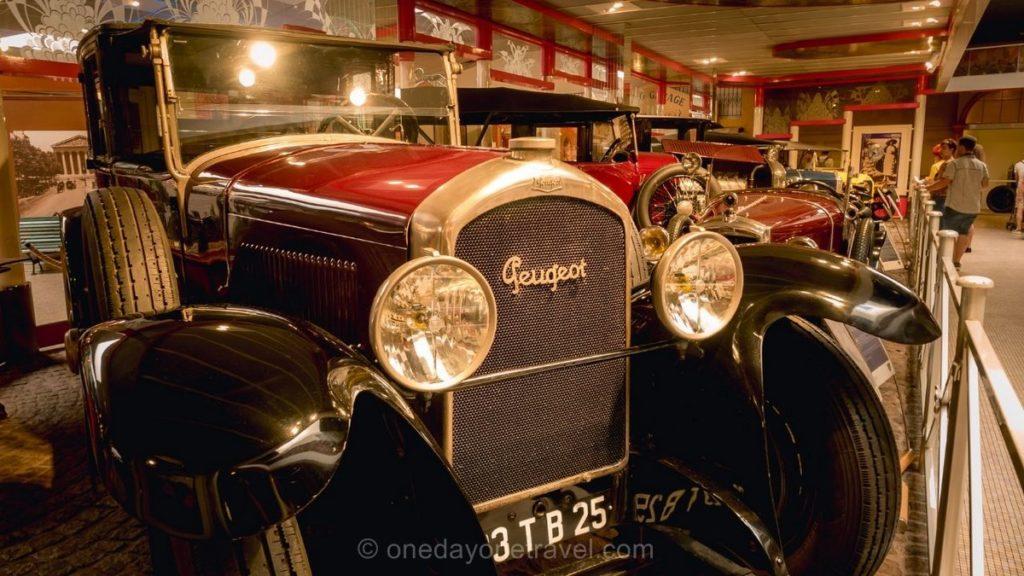 Brasserie musée Peugeot
