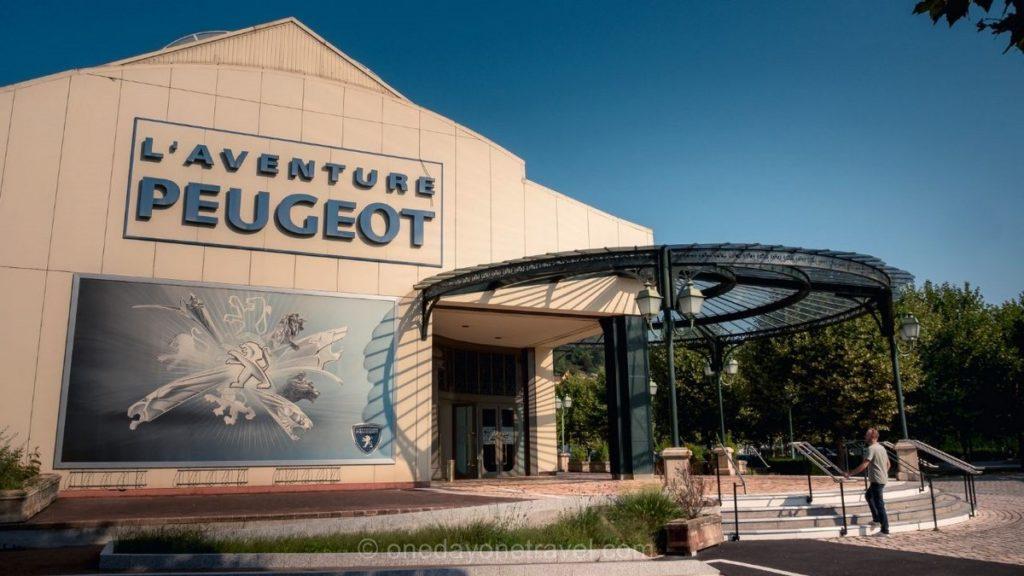 Pays de Montbéliars musée de l'aventure Peugeot