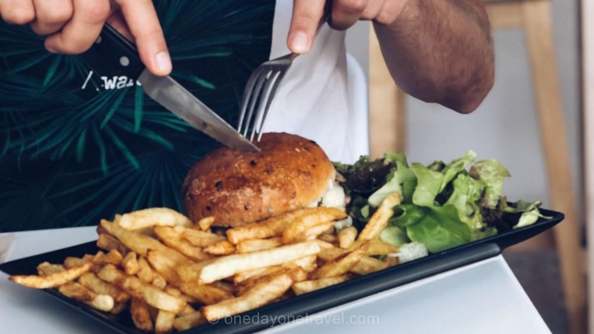 Baratie Burger Montbéliard