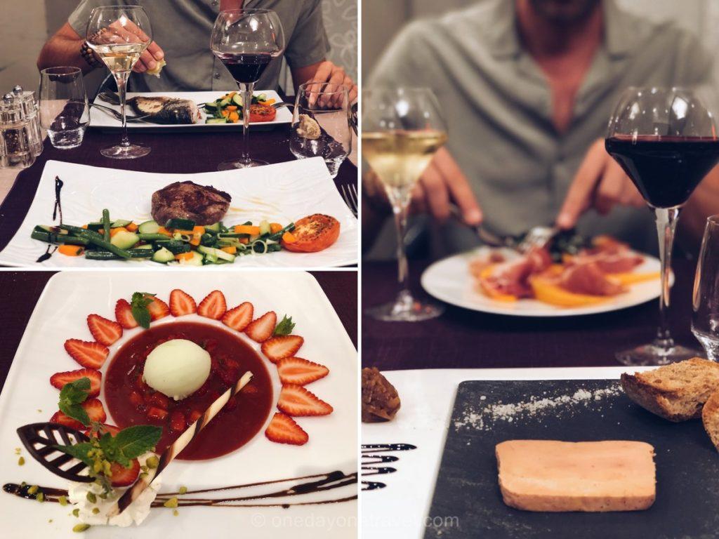 """Restaurant """" Le Carré Gourmand """" à Sochaux"""