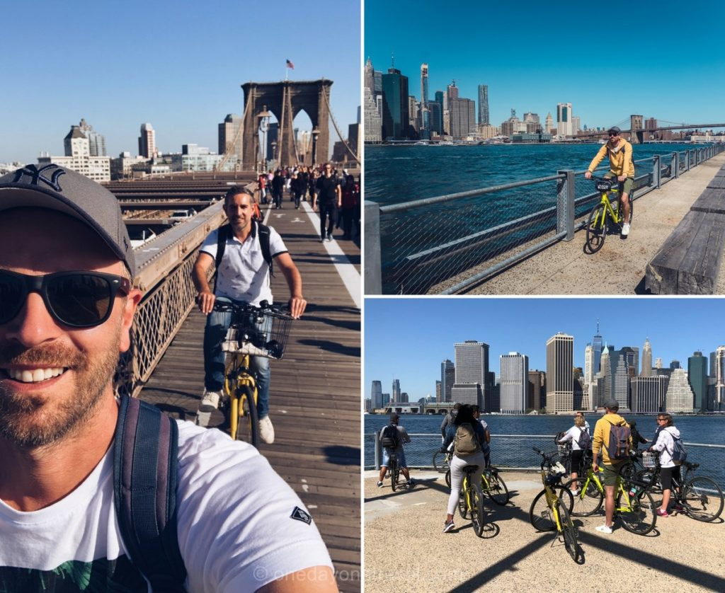 Visitez Brooklyn à vélo - New York travel blog