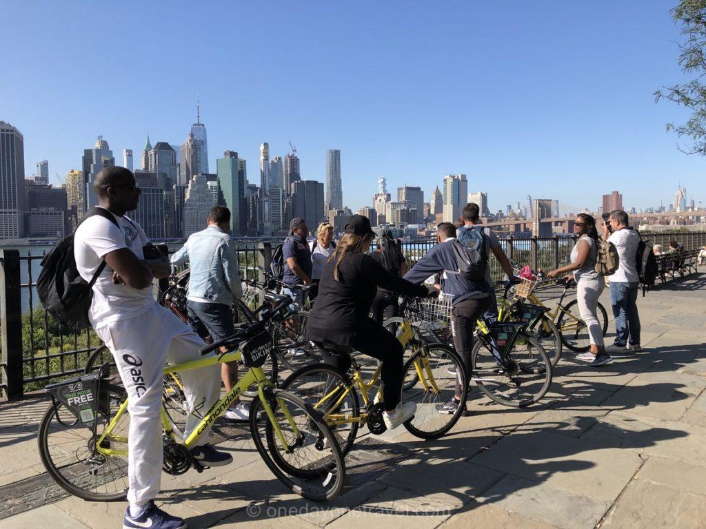 Visite guidée de Brooklyn à vélo - Conseils pour visiter New York