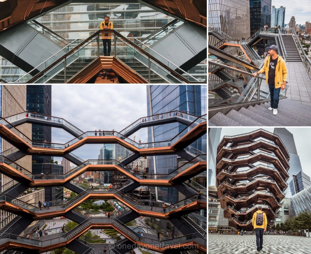 The Vessel Hudson Yards Manhattan New York