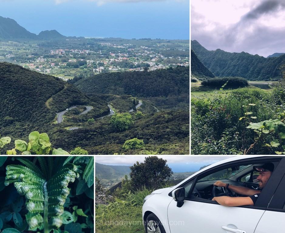 Visiter l'île de la Réunion en voiture de location