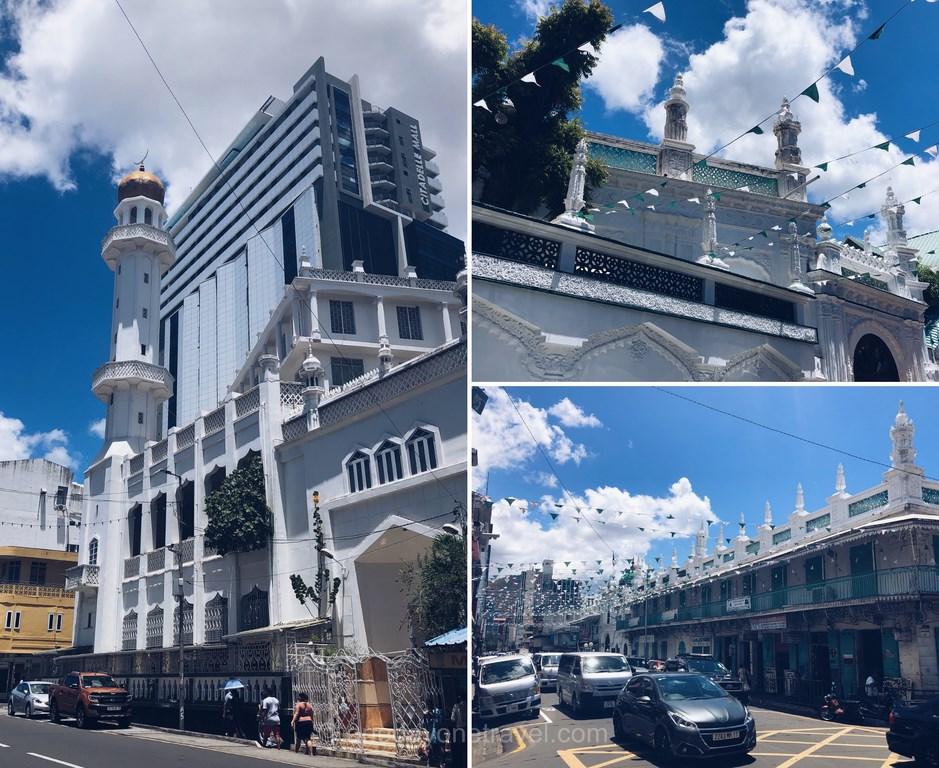Visite de Port-Louis la capitale de l'île Maurice