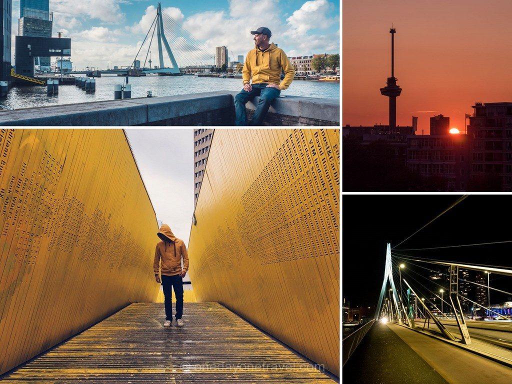 Visitez Rotterdam de jour comme de nuit - OneDayOneTravel Travel Blog