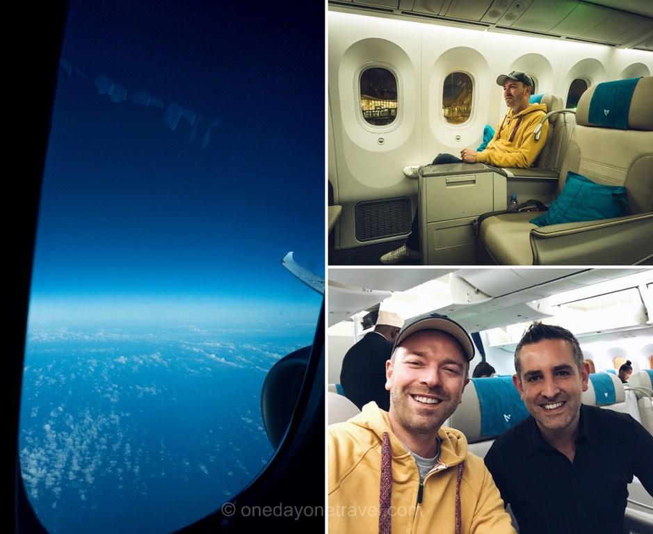 Voyage avec Air Austral dans l'océan Indien