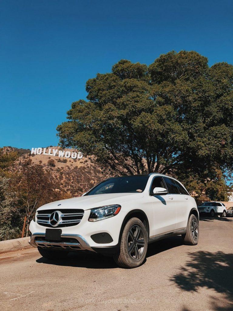 Conseils pour louer une voiture à Los Angeles