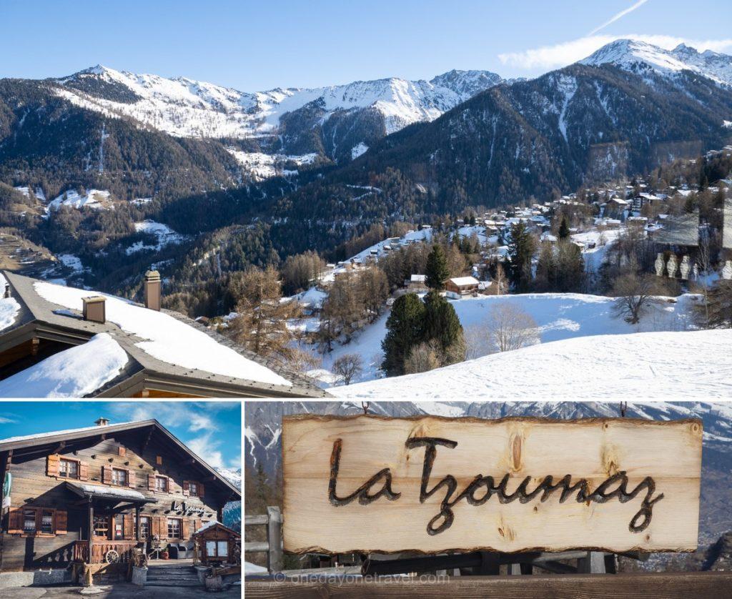 Station familiale suisse de La Tzoumaz