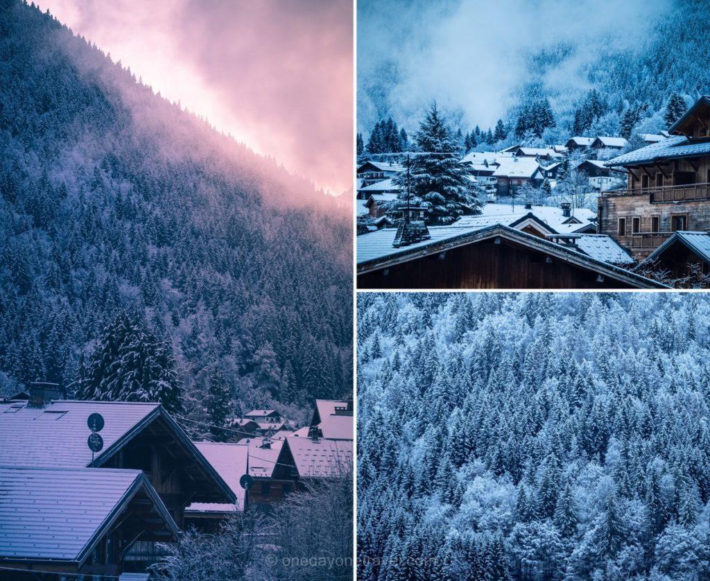 Vacances de sports d'hiver à Morzine en Haute-Savoie - Guide OneDayOneTravel