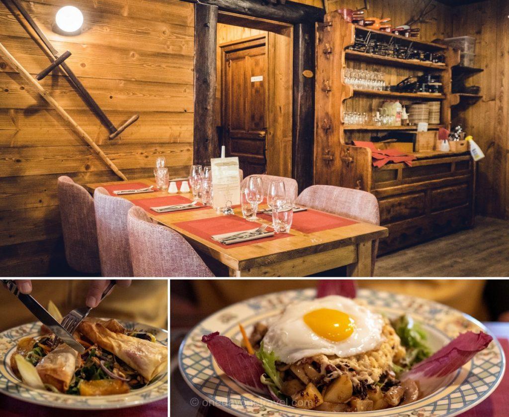 La Grange - Restaurant à Morzine