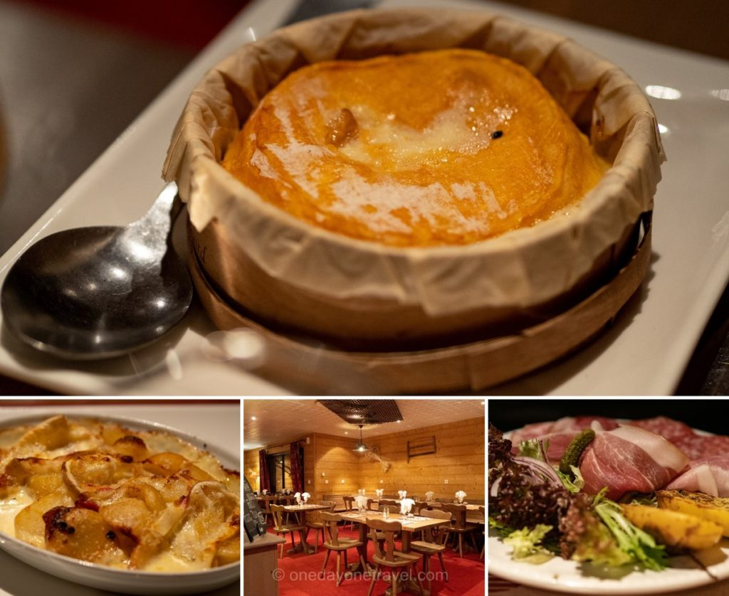 Restaurant Le Refuge de Roche Brune à Orcières