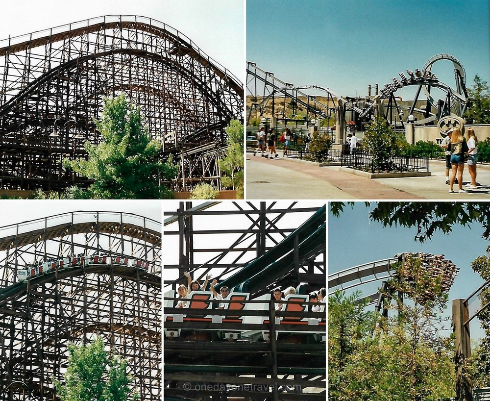 Six Flags Magic Mountain - Visiter Los Angeles et ses parcs d'attractions