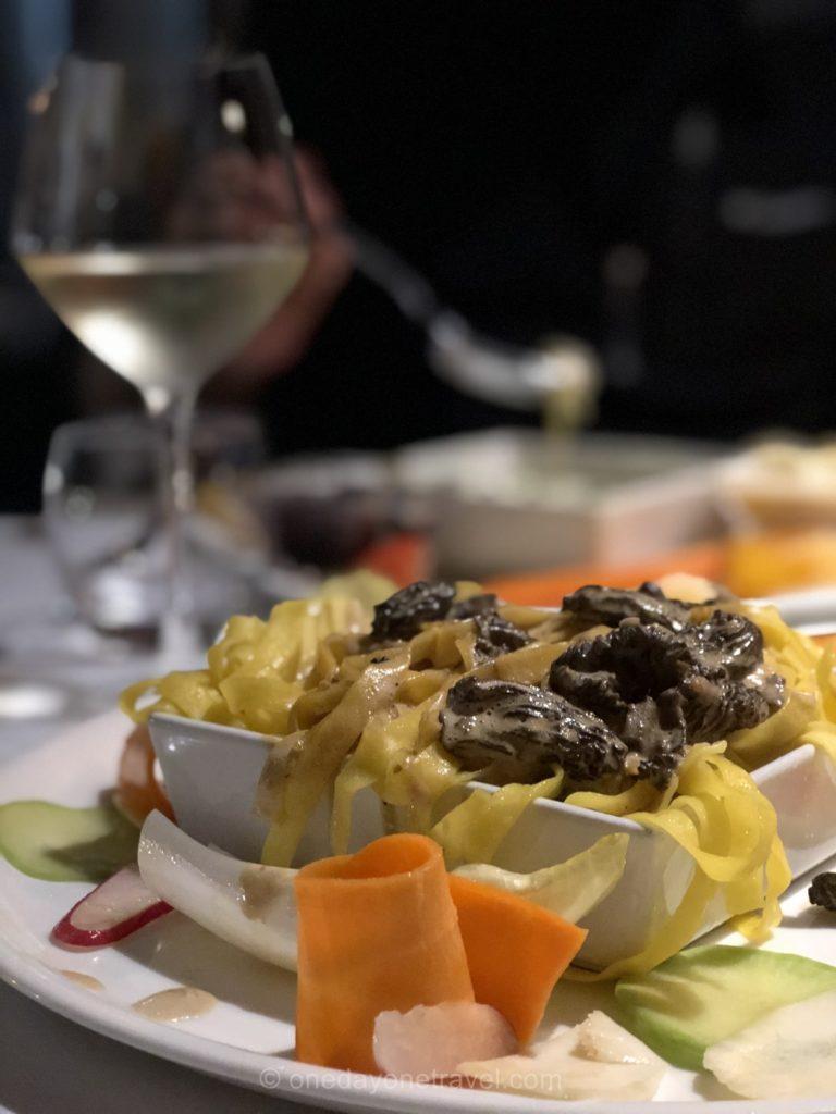 Restaurant La Chamade à Morzine