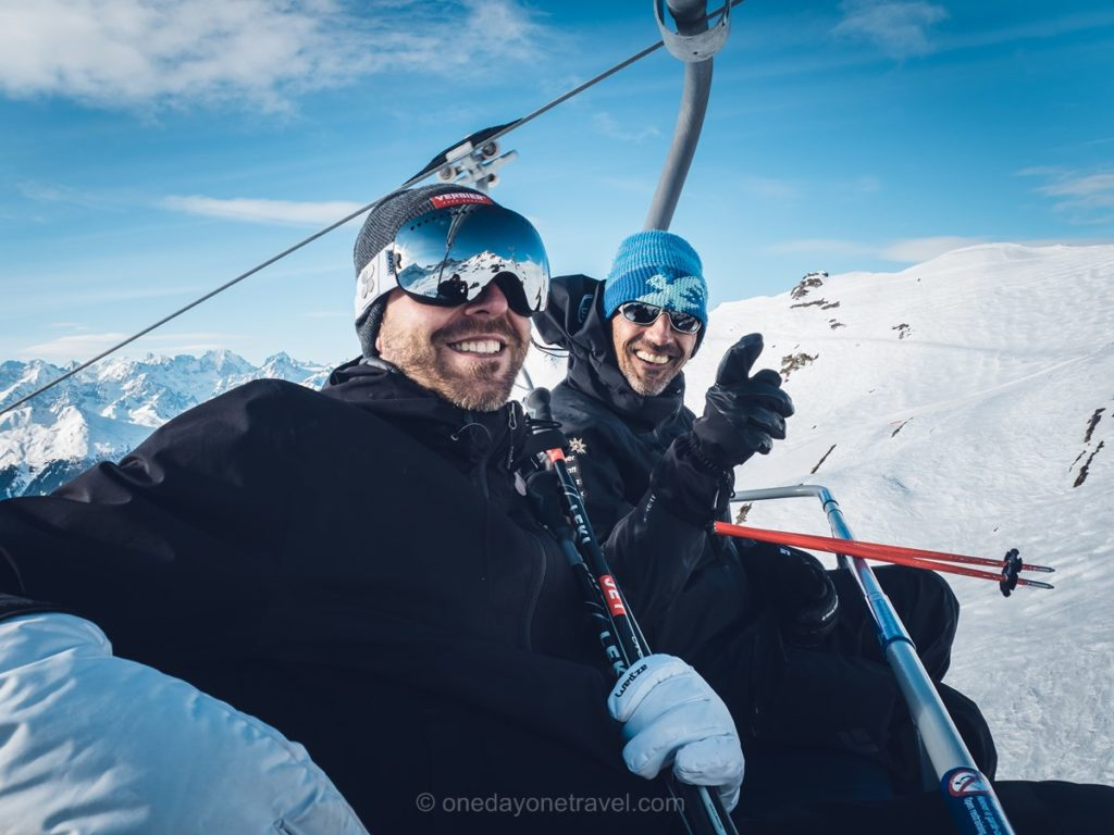 Conseils pour prendre des cours de ski à Verbier avec un moniteur
