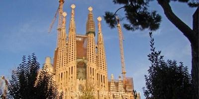 Visiter la Sagrada Familia Coupe file Pass Barcelone