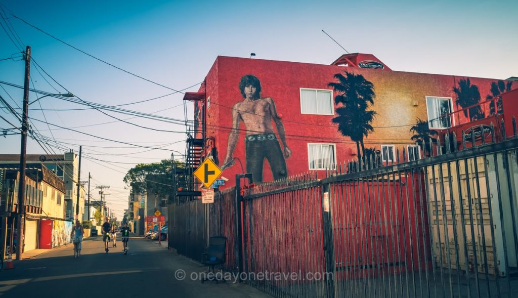 Street Art à Venice - Visiter Los Angeles