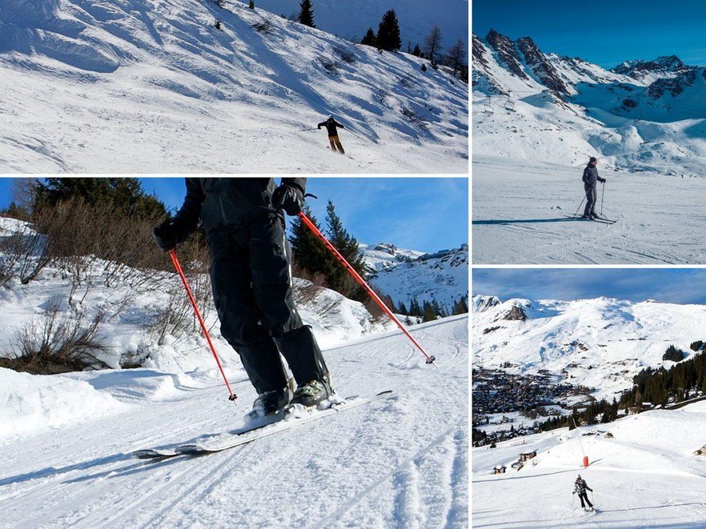 Domaine skiable de Verbier - Blog voyage OneDayOneTravel
