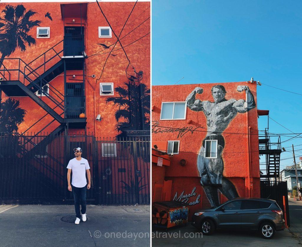Murales à Venice Los Angeles - Conseils pour visiter le quartier