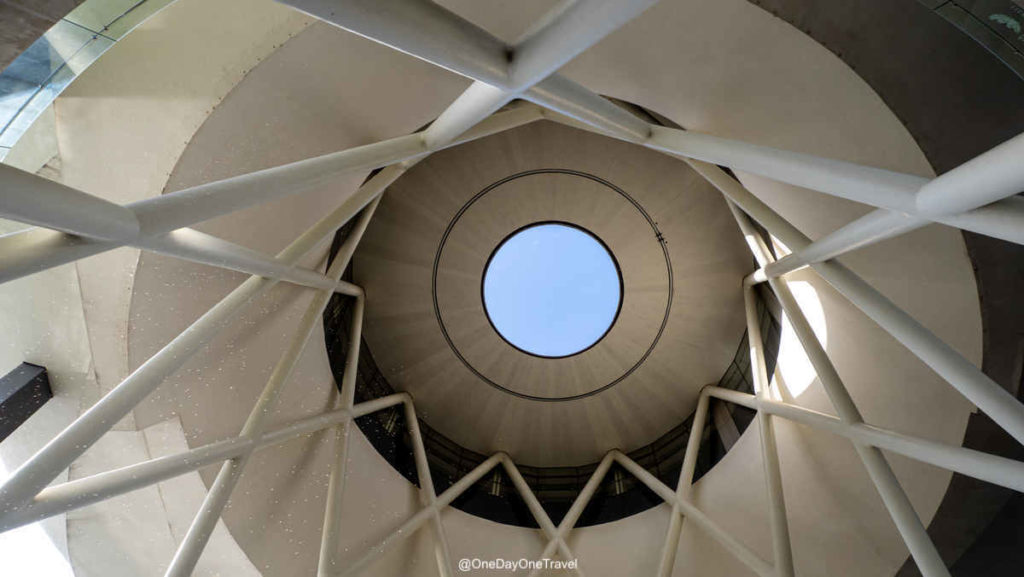 Singapour ArtScience Museum architecture