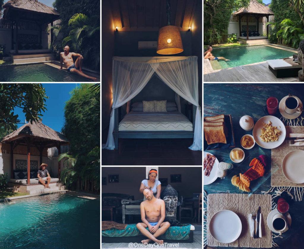 Villa Zenitude à Seminyak - Où séjourner à Bali?
