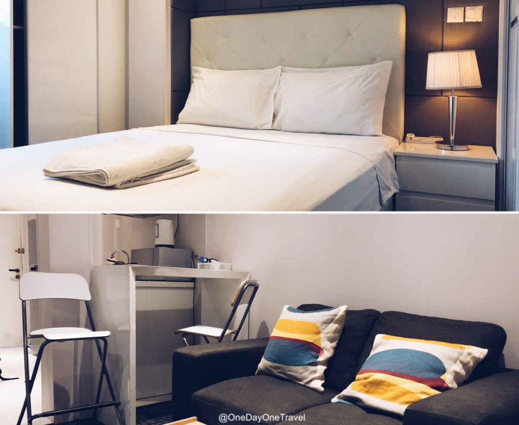 où dormir à Singapour abritel homeaway