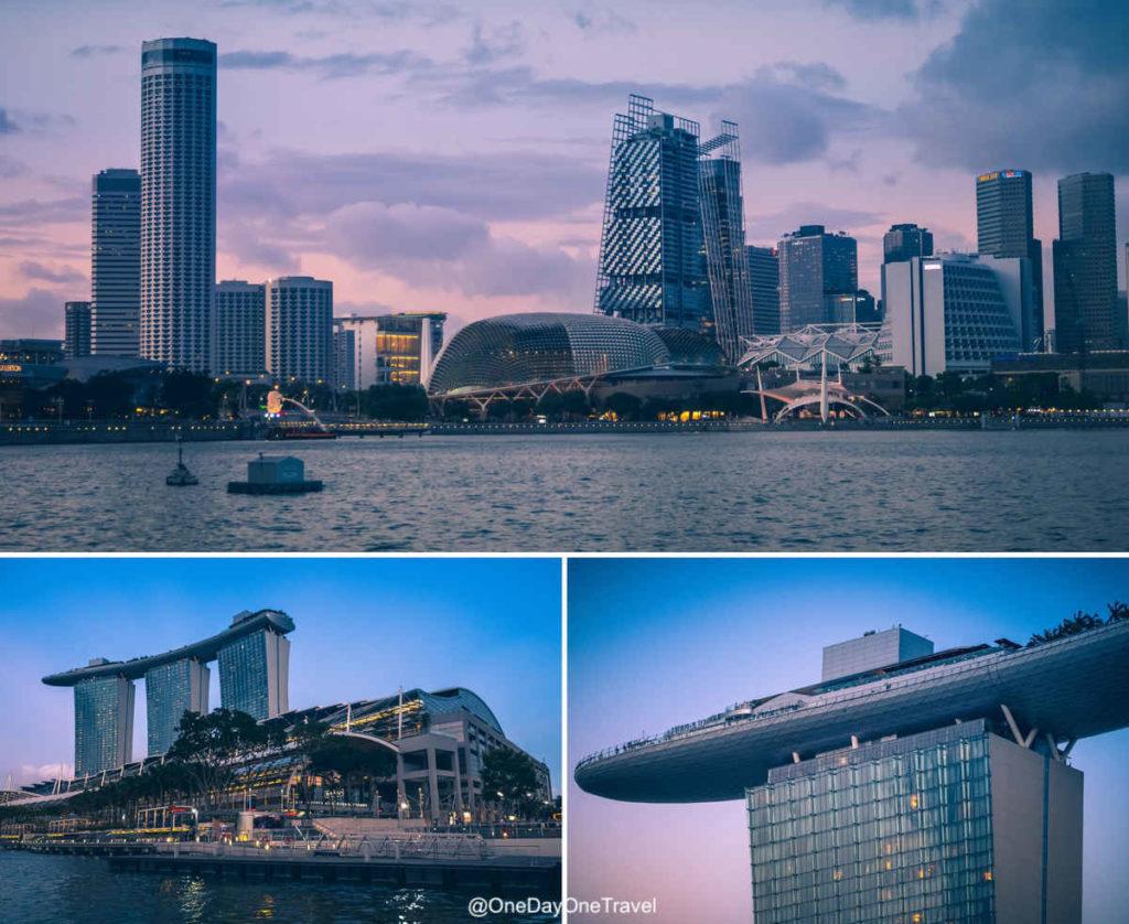 Visiter Singapour et ses canaux rivercruise