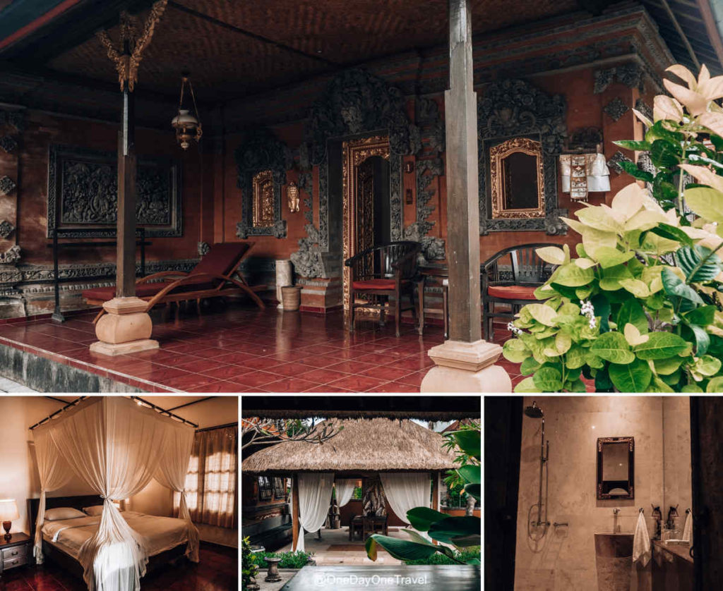 Gayatri bungalows 2 - Ubud Bali