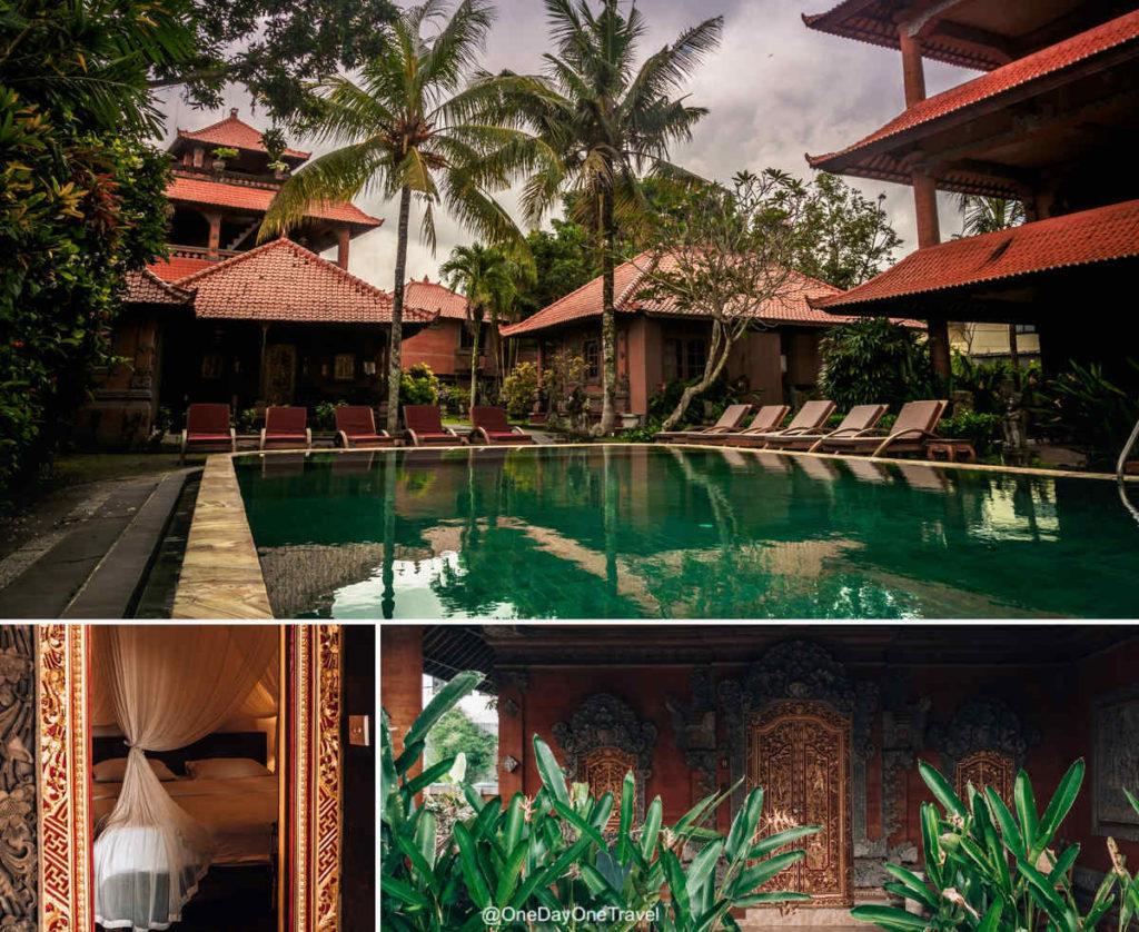 Gayatri bungalows 2 - Dormir à Bali Ubud