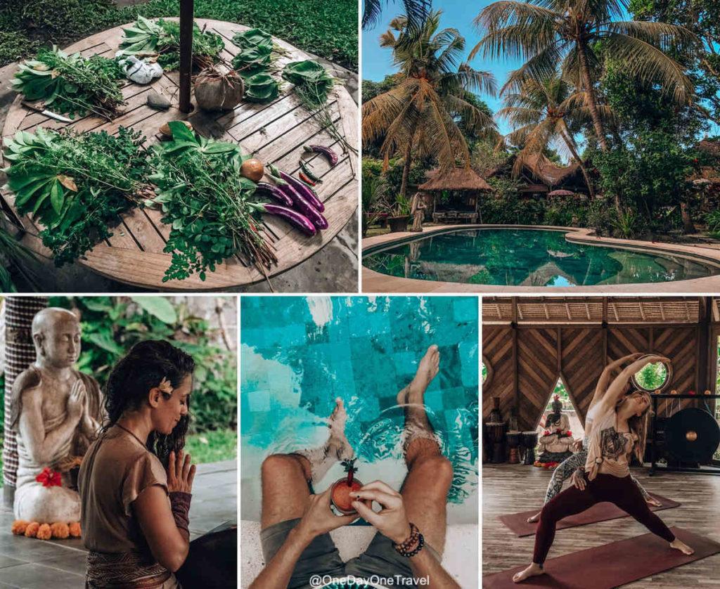 Swasti Eco Cottages Ubud - Idéal pour se reconnecter avec la Nature