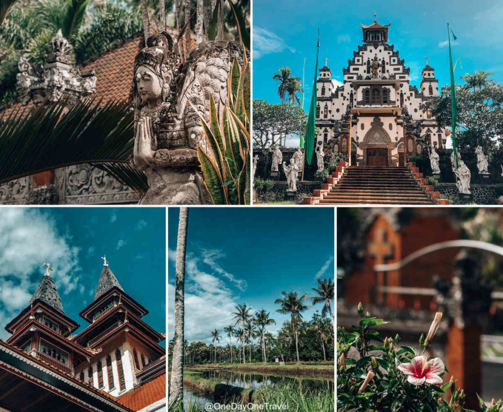 Les beautés du sud-ouest de Bali à visiter