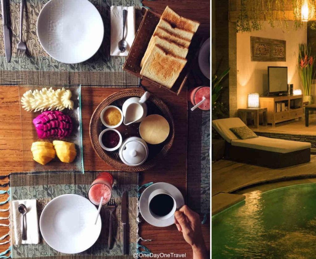 Villa Chamade Seminyak - Dormir à Bali